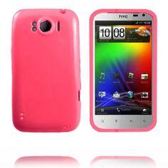 Candy Colors (Pink) HTC Sensation XL Cover