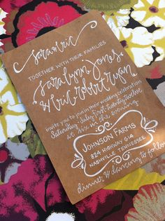 Wedding Invitation Designers - Grey Snail Press | Oh So Beautiful Paper