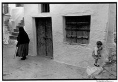 """© Constantine Manos/Magnum Photos Skyros. 1967. Street scene. """"A Greek Portfolio"""" p.90"""
