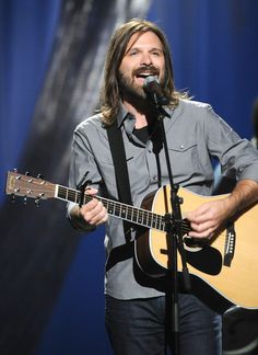 Mac Powell - Lead singer of Third Day. Love his voice.  42nd Annual GMA Dove Awards