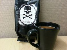 Death Wish Coffee - MustGet.co.uk - Things you must get!