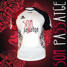 @SOMPassatge #Camiseta #Running y #TrialRunning fabricada en #Coolmax . Proporciona una ventilación y sujeción perfecta. Indicada para carreras de montaña y ruta. #ViatorRunning #ViatorTrailRunning