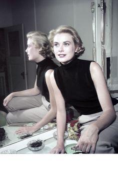 Grace Kelly im Jahr 1954