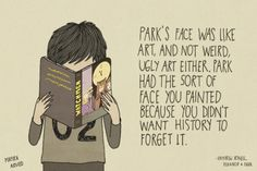 Eleanor and Park by Rainbow Rowell World Quotes, Book Quotes, Eleanor And Park Quotes, Meaningful Quotes, Inspirational Quotes, Books To Read, My Books, Rainbow Rowell, Book Fandoms