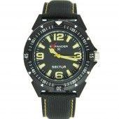 Sector Herren Uhr Armbanduhr Expander 90 - R3251197004