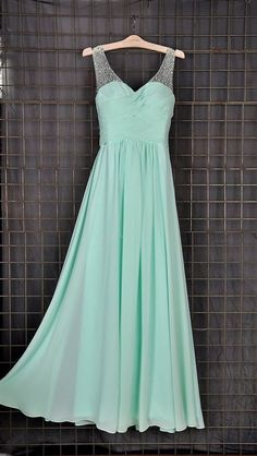 Prom Dresses,Evening Dress,Mint Green Prom Dresses,Backless Evening Gowns,Sexy