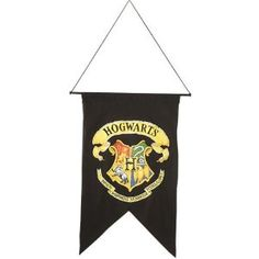 Harry Potter Hogwart's Printed Wall Banner Measures Perfect accessory for your harry potter party! Decorate in harry potter style. Show your loyalty by flying the harry potter colors. This is an officially licensed harry potter™ costume. Harry Potter Halloween, Harry Potter Motto Party, Décoration Harry Potter, Harry Potter Nursery, Harry Potter Classroom, Harry Potter Cosplay, Harry Potter Birthday, Costume Hogwarts, Ravenclaw