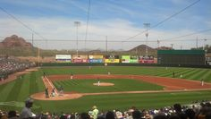 Phoenix Municipal Stadium, spring training