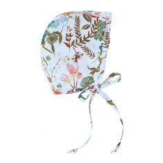 Wild and carefree, Magnolia is perfect for any free-spirited babe.Baby bonnet handmade from Liberty of London floral cotton and lined with 100% cotton, we only use the best for this sweet necessity. Magnolia Bonnet by Briar Handmade – Briar Bonnets