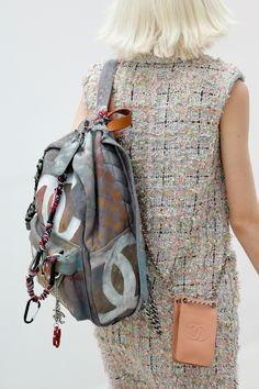 Сhanel backpack