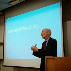 The Internet of Everything #TuringLecture