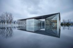 Chongqing Central Park Life Experience Center / gad | Netfloor USA