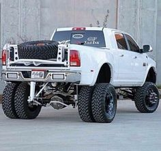 Dodge dually