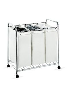 3 Section Laundry Sorter by Neu Home at Gilt