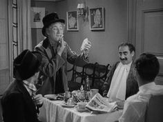 A Night at the Opera (1935), The Marx Brothers, Groucho Marx