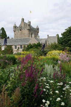 Cawdor Castle  Scotland Beautiful   One of the nicest castles I saw!