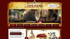 Not sure about using red colour while designing a website?We have collected some example of website designs in red colour to strengthen their message to encourage you. Website Design Services, Website Design Company, Website Designs, Website Ideas, Website Design Inspiration, Color Inspiration, Example Of Website, Red Color, Colour