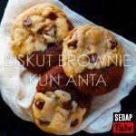 Biskut Brownie Kun Anta