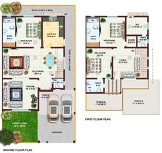 House layout plans in pakistan