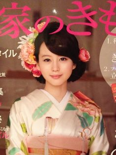 jp user_images 20120925 21 60 j Bride Hairstyles, Down Hairstyles, Japanese Wedding Kimono, Most Beautiful Wedding Dresses, Hair Arrange, Japanese Hairstyle, Japanese Beauty, Kimono Fashion, Flowers In Hair