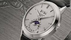 This 1972 Patek Philippe, which may be the only one of its kind, is engraved with the emblem of Oman. It sold for $320,986.
