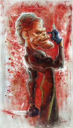 20 Amazing Caricatures by Anthony Geoffroy