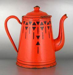 ALL MY EYES: Enamel Coffee Pots