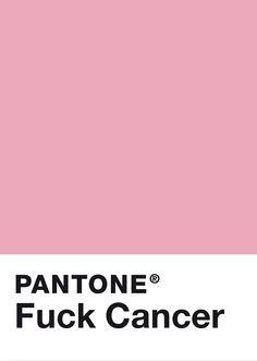 The art director version of the pink ribbon – By Katrin Bååth.
