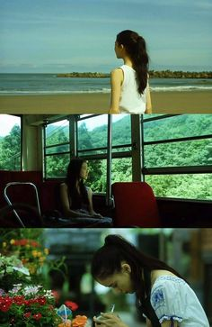 one million yen girl (百万円と苦虫女) 2008 Tunnel Of Love, Light Film, Real Model, Movie Lines, Film Stills, Film Photography, Alter, Asian Beauty, Costume