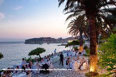 Wedding abroad in Dubrovnik, Croatia, wedding venue Hotel Excelsior Luxury Wedding Venues, Wedding Events, Destination Wedding, Weddings, Cat Wedding, Dream Wedding, Plan Your Wedding, Wedding Planning, Wedding Ideas