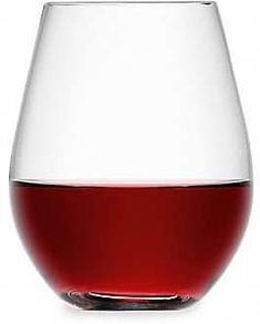 LSA International Stemless Red Wine Glasses/Set of 4 Types Of Red Wine, Different Types Of Wine, Sangria Wine, Wine Drinks, Wine In The Woods, Pinot Noir Wine, Wine Tasting Events, Wine Sale, Red Wine Glasses