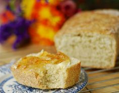 no-knead english muffin bread | ChinDeep