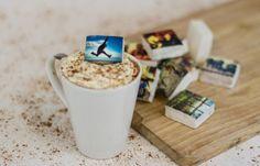 #theCooLIST | VALENTINE'S DAY: Instagrams on marshmallows! @frilar polkar!