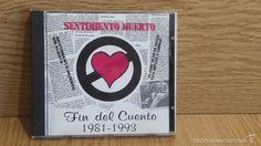 SENTIMIENTO MUERTO. FIN DEL CUENTO. 1981-1993 / VENEZUELA. CD / RODVEN. 12 TEMAS / LUJO.