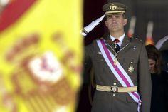 El ministerio de Interior eleva el nivel de riesgo terrorista en españa ante la jura de Felipe VI