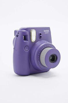 Fujifilm Instax Mini 8 Camera in Purple - GOT IT!! :D
