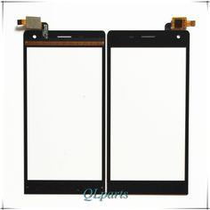 Mobile Téléphone Tactile Panneau Écran Tactile Pour Highscreen Point Écran Tactile Digitizer Façade En Verre Remplacement Du Capteur Livraison Gratuite