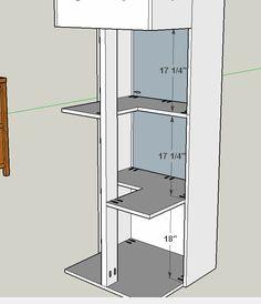 Attach Shelves