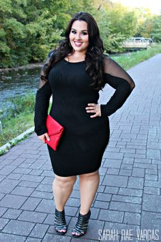 Ravings by Rae: Lookbook: Fall Dresses from Fashion To Figure