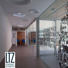 Interior Centro de día Nueva Opción