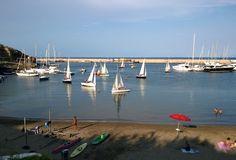 16 Luglio 2014. Il rientro in porto dopo la lezione pomeridiana in mare. #vela #corsidivela #ragazzi #LNV2014