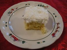 To Die For Coconut Cake ~ you've been warned!