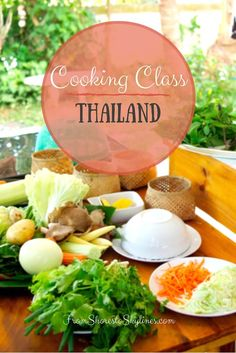 Learn how to cook amazing Thai dishes in a cooking class in Chiang Mai, Thailand