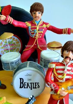 And. . . . Ringo! Look at the Detail. I love it!