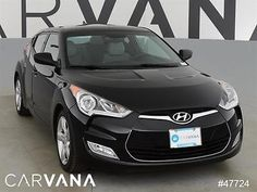 2014 Hyundai Veloster Veloster Base 2014 VELOSTER Veloster Base with 34214 Miles mile for sale at Carvana