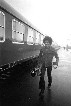 Jimi Hendrix, Hamburg, Germany 1970-09-05 Hear My Train A Coming :)