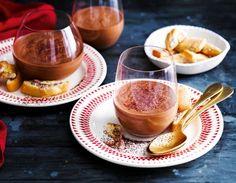 Unser beliebtes Rezept für Schnelle Weihnachtsmousse und mehr als 55.000 weitere kostenlose Rezepte auf LECKER.de.