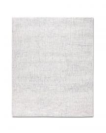 Rug Star. Walking Fields. Net No. 01 ShinySilver. 85% Tibetan highland wool 15% Chinese silk. 250 cm x 300 cm