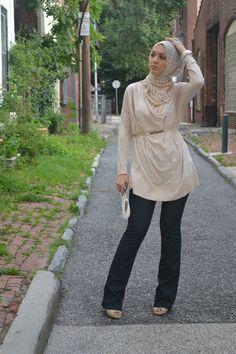 Austere Attire Hijabi fashion
