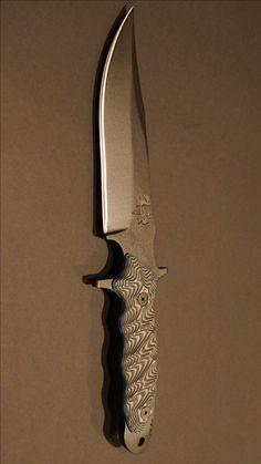 DMO Knives Evolution Fighter